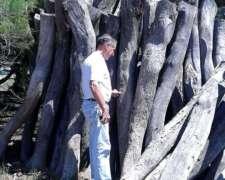 Vendo 170 Bigas Postes Esquineros De Calden De 2,50 Mts
