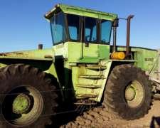 Tractor Articulado Post Desmonte Steiger 240 HP