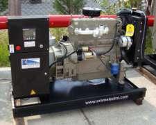 Grupo Electrógeno CD40 Diesel 40 KVA