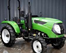 Tractor Agrícola RD404 - Doble Tracción