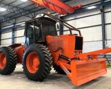Zanello 4200 con Equipamiento Forestal