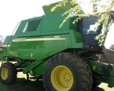 John Deere 1550 Impecable