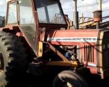 Tractor Massey Ferguson 1185 con Pala Tbeh
