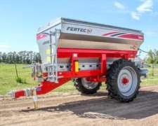 Fertilizadora / Esparcidora Fertec 7500 Litros