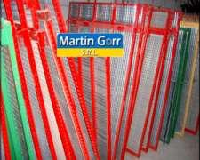 Peine Zaranda Ajustable Marini 2001 / 2140