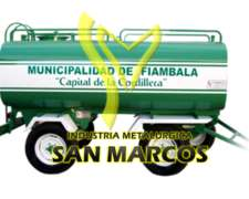Acoplado Cisterna - San Marcos