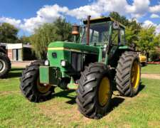 Tractor Jhon Deere 3550