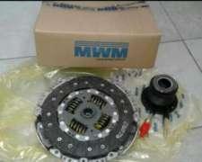 Kit de Embrague Chevrolet S10 MWM 2.8 TCA / TCE Original