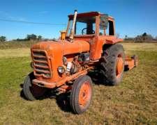 Tractor Someca 50 con Desmalezadora de Arrastre en Óptimas C