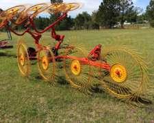 Rastrillo de 4 Soles para Tractor