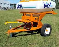 Fertilizadoras AF1500 AF3000 Vica. Nuevas