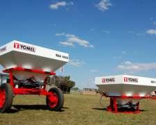 Fertilizadora Yomel 1050 (18 Mts) 1050 a