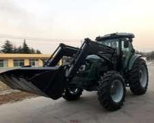 Tractor Brumby 150 Hp Doble Tracción Con Pala Y Retro
