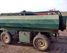 Acoplado Tanque de Combustible de 3000 Lts
