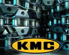 Juego Cadenas Acarreador KMC Don Roque RV150 (k70) o 10 MM.