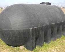 Tanque Plastico Horizontal 7.200 Lts.