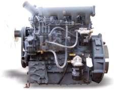 Motor Hanomag SAE 3 - 498 BT-3 - Vende Servicampo Tandil