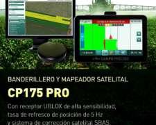Banderillero y Mapeador Satelital CP175 PRO Oferta