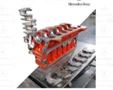 Semi-armados Mercedes Benz Para 1114 - 1518 - 1620 - 1622