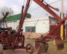 Extractora Forrajero Marca Mainero