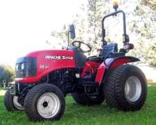 Apache-solis GT 26 4wd - Entrega Inmediata