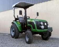 Tractor Chery Bylion de 30 HP Rd300p/304p - 9 de Julio