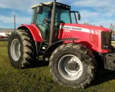 Massey Ferguson 6499 235 HP 2007 Financiación Tasa 0