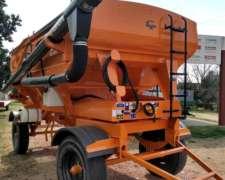 Acoplado Tolva Semilla/fertilizante Comofra AF 12.000 Litros