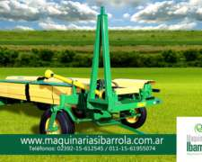 Cortahileradoras Cardanica Agroar HD4006 Maquinaria Ibarrola