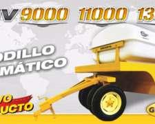 Rodillo Neumático Grosspal RNV 9.000 / 11.000 / 13.000