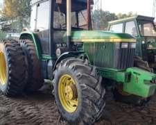 Tractor John Deere 7500 Rodado 18.4x38 Duales