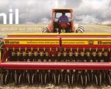 Sembradora Bertini 8000 de Pasturas/grano Fino y Grueso