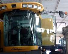 Cosechadora Challenger 670 .-