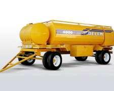 Acoplado Tanque De Combustible Belen - 3000lts Combinado -