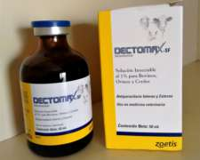 Dectomax X50ml - Antiparasitario - Doramectina - Garrapatas