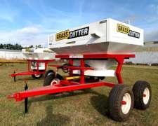 Fertilizadora Grass - Cutter
