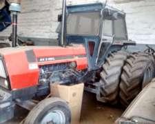 Tractor Deutz AX 3.120 Cub. 18.4 X38 Duales Cabina Doble SAL