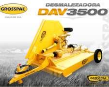 Desmalezadora DAV 3500 - Grosspal