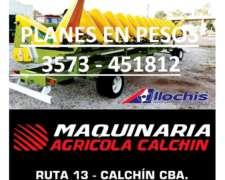 Cabezal Maicero Allochis 14 a 52 Nuevo Disponible