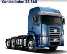 Camión Volkswagen Constellation 25.360 - Truck NOA