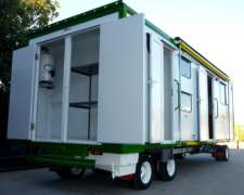 Trailers Construccion Obrador Movil Casillas Oficinas