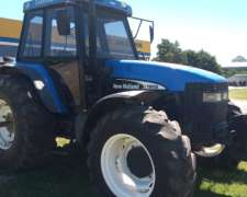Tractor New Holland TM150 - año 2004