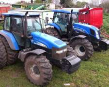 New Holland TM 180, con Duales