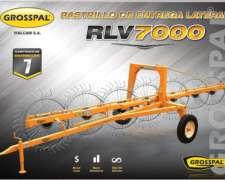 Rastrillo de Entrega Lateral Grosspal RLV 7000
