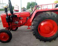 Tractor Fahr D400 Impecable