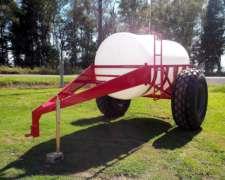 Acoplado Tanque Lechero Rotor 6.700 Litros