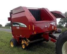 Rotoenfardadora New Holland Br 780