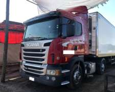 Scania R380 Tractor Limited