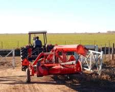 Extractor de Grano Seco Mainero 2330 - Cnel Brandsen