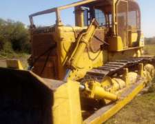 Caterpillar D7E 48a en Excelente Estado de Funcionamiento.
